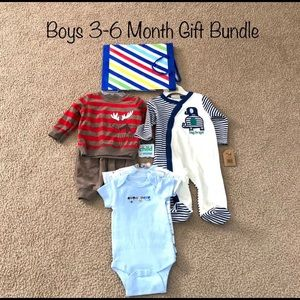 Other - Boys 3-6 Gift Lot
